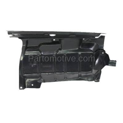 Aftermarket Replacement - ESS-1332L Engine Splash Shield Under Cover Guard For 00-01 I30 Left Driver Side 758972Y900 - Image 3