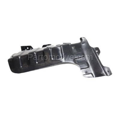Aftermarket Replacement - ESS-1349R Engine Splash Shield Under Cover Guard For 12-13 Soul Passenger Side KI1228135 - Image 2
