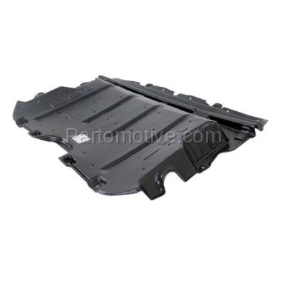 Aftermarket Replacement - ESS-1328 Front Lower Engine Splash Shield Under Cover For 06-08 FX45 IN1228121 75892CL70A - Image 2