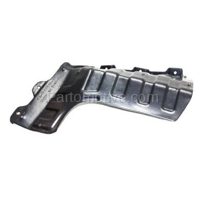 Aftermarket Replacement - ESS-1349L Engine Splash Shield Under Cover Guard For 12-13 Soul Left Driver Side KI1228136 - Image 2