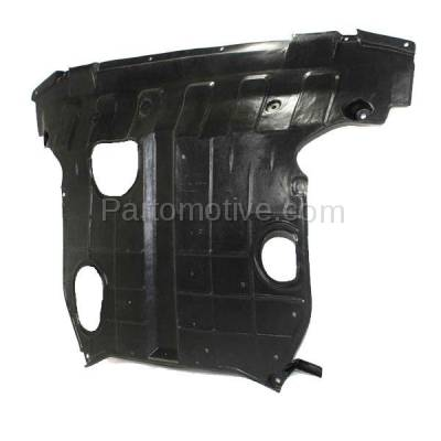 Aftermarket Replacement - ESS-1372 Front Engine Splash Shield Under Cover Undercar Fits 06-10 Optima 2.4L KI1228100 - Image 2