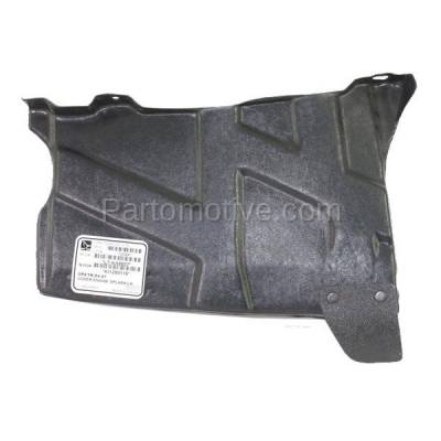 Aftermarket Replacement - ESS-1364L Front Engine Splash Shield Under Cover Fits 05-09 Spectra5 Driver Side KI1250116 - Image 1