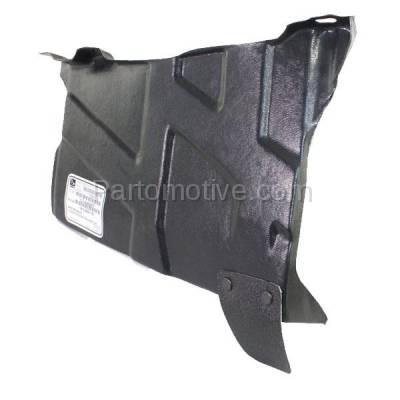 Aftermarket Replacement - ESS-1364L Front Engine Splash Shield Under Cover Fits 05-09 Spectra5 Driver Side KI1250116 - Image 2