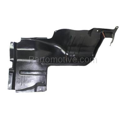 Aftermarket Replacement - ESS-1366R Engine Splash Shield Under Cover For 98-01 Sephia 00-04 Spectra Passenger Side - Image 2