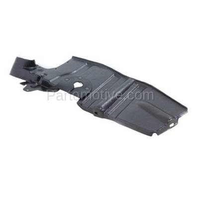 Aftermarket Replacement - ESS-1363R Front Engine Splash Shield Under Cover For 04-06 Amanti Passenger Side KI1228113 - Image 3