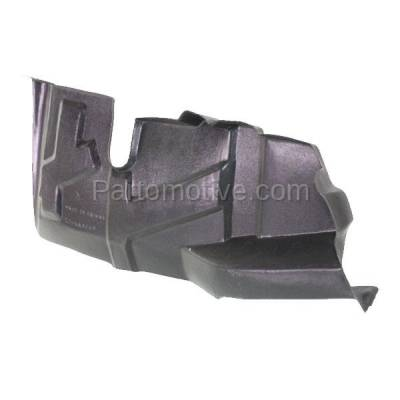 Aftermarket Replacement - ESS-1365R Front Engine Splash Shield Under Cover For 04-07 Spectra Right Passenger Side RH - Image 2