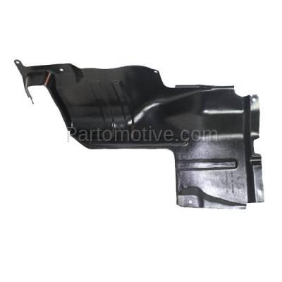 Aftermarket Replacement - ESS-1366L Engine Splash Shield Under Cover For 98-01 Sephia 00-04 Spectra Left Driver Side - Image 2