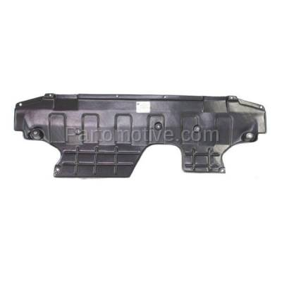 Aftermarket Replacement - ESS-1367 Front Engine Splash Shield Under Cover Undercar Guard For 06-10 Optima KI1228103 - Image 2