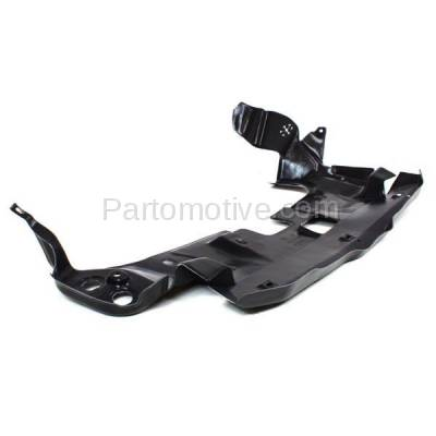 Aftermarket Replacement - ESS-1266 95-98 Odyssey Front Engine Splash Shield Under Cover Guard HO1228107 74111SX0000 - Image 2