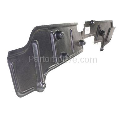 Aftermarket Replacement - ESS-1370 Rear Engine Splash Shield Under Cover Undercar Guard For 04-06 Amanti 291103F100 - Image 2