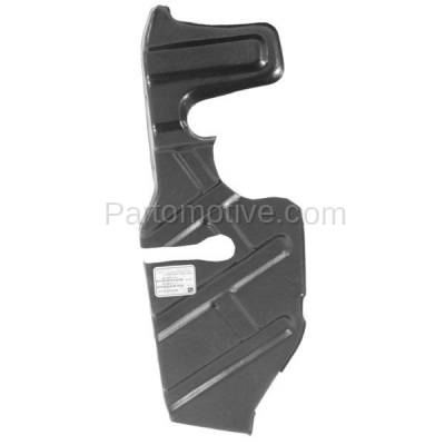 Aftermarket Replacement - ESS-1307R Engine Splash Shield Undar Cover Fits 01-06 Santa Fe Passenger Side RH HY1228139 - Image 1