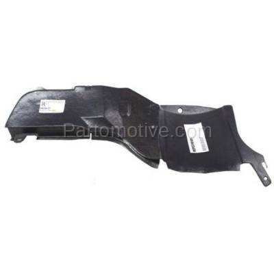 Aftermarket Replacement - ESS-1224R 06-11 Chevy HHR Engine Splash Shield Under Cover Right Side GM1251132 22714698 - Image 1