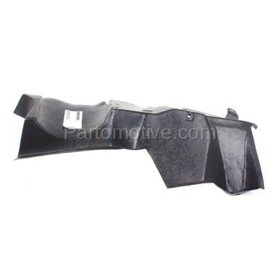 Aftermarket Replacement - ESS-1224R 06-11 Chevy HHR Engine Splash Shield Under Cover Right Side GM1251132 22714698 - Image 2