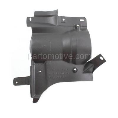 Aftermarket Replacement - ESS-1193L 95-99 Chevy Cavalier MT Engine Splash Shield Under Cover Guard Left Driver Side - Image 2