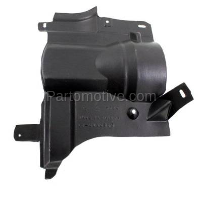 Aftermarket Replacement - ESS-1194L 00-05 Chevy Cavalier Manual-Trans. Engine Splash Shield Under Cover Driver Side - Image 2