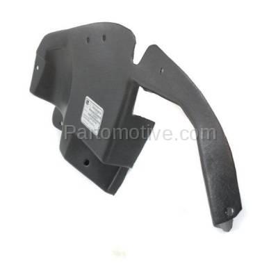 Aftermarket Replacement - ESS-1171L 04-07 Vue Front Engine Splash Shield Under Cover Guard Left Driver Side 22678675 - Image 3