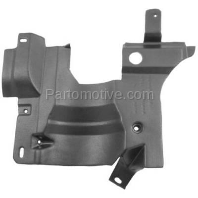 Aftermarket Replacement - ESS-1195L 95-05 Cavalier Auto-Trans Engine Splash Shield Under Cover Driver Side GM1250159 - Image 1