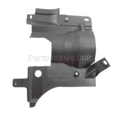 Aftermarket Replacement - ESS-1195L 95-05 Cavalier Auto-Trans Engine Splash Shield Under Cover Driver Side GM1250159 - Image 2