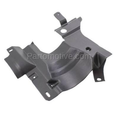 Aftermarket Replacement - ESS-1195L 95-05 Cavalier Auto-Trans Engine Splash Shield Under Cover Driver Side GM1250159 - Image 3