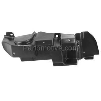 Aftermarket Replacement - ESS-1218L 08-12 Malibu 2.4L Front Engine Splash Shield Under Cover LH Driver Side 15826163 - Image 1