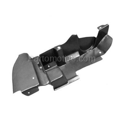 Aftermarket Replacement - ESS-1218L 08-12 Malibu 2.4L Front Engine Splash Shield Under Cover LH Driver Side 15826163 - Image 2