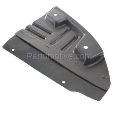 Aftermarket Replacement - ESS-1187L 11-14 Sierra 2500/3500 Engine Splash Shield Under Cover Fender Liner Driver Side - Image 2