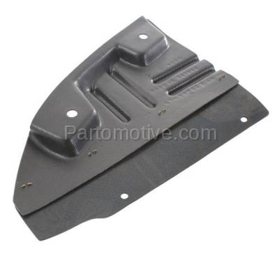 Aftermarket Replacement - ESS-1187R 11-14 Sierra 2500/3500 Engine Splash Shield Under Cover Fender Liner Right Side - Image 2