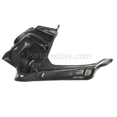 Aftermarket Replacement - ESS-1178R 03-08 Vibe Lower Engine Splash Shield Under Cover Undercar GM1228101 88970715 - Image 3