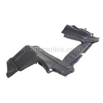 Aftermarket Replacement - ESS-1240 13-14 FIT EV Front Engine Splash Shield Under Cover Guard HO1228139 74111TX9A00 - Image 2