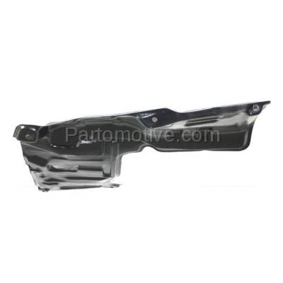 Aftermarket Replacement - ESS-1210R 93-02 Prizm Front Engine Splash Shield Under Cover Undercar Right Passenger Side - Image 2