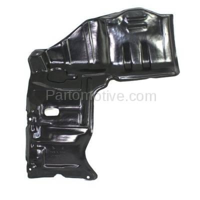 Aftermarket Replacement - ESS-1210R 93-02 Prizm Front Engine Splash Shield Under Cover Undercar Right Passenger Side - Image 3