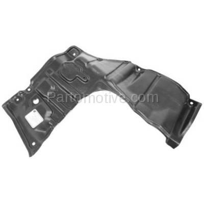 Aftermarket Replacement - ESS-1212L 93-02 Prizm Automatic Trans. Engine Splash Shield Under Cover Left Side 94852039 - Image 1
