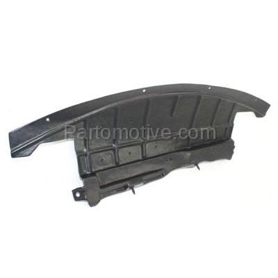 Aftermarket Replacement - ESS-1173 07-09 Aura Center Engine Splash Shield Under Cover Undercar GM1228119 25784696 - Image 2