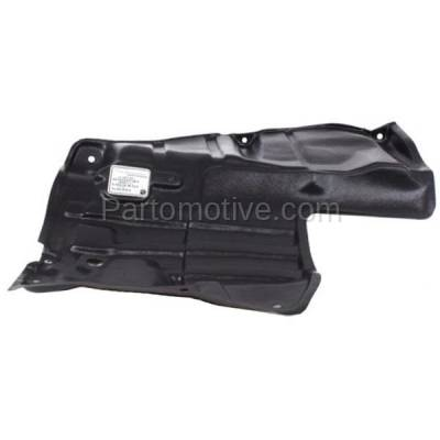 Aftermarket Replacement - ESS-1211L 93-02 Prizm Manual Trans. Engine Splash Shield Under Cover Driver Side 94852037 - Image 1
