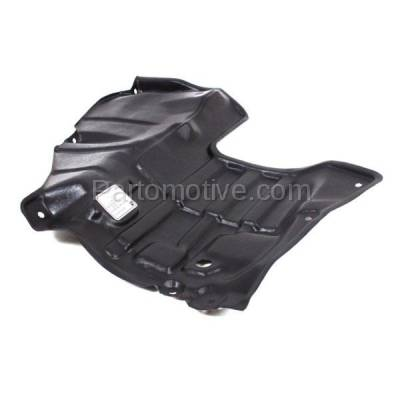 Aftermarket Replacement - ESS-1211L 93-02 Prizm Manual Trans. Engine Splash Shield Under Cover Driver Side 94852037 - Image 2