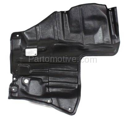 Aftermarket Replacement - ESS-1211L 93-02 Prizm Manual Trans. Engine Splash Shield Under Cover Driver Side 94852037 - Image 3