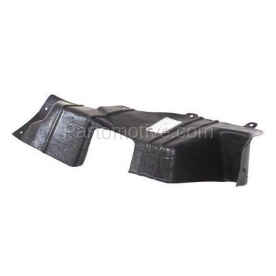 Aftermarket Replacement - ESS-1215L 95-01 Metro Manual Trans. Engine Splash Shield Under Cover Driver Side 30012896 - Image 3