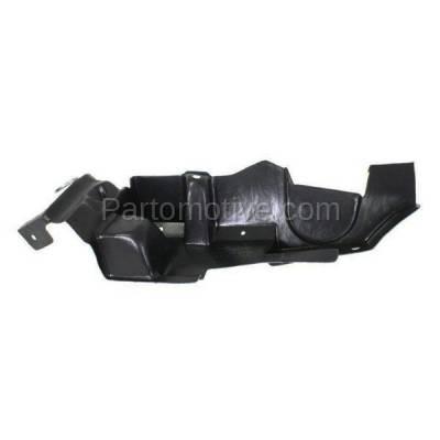 Aftermarket Replacement - ESS-1176L 06-10 G6 2.4L Front Engine Splash Shield Under Cover Left Driver Side 15864189 - Image 1