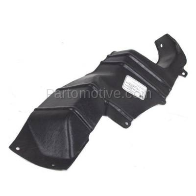 Aftermarket Replacement - ESS-1215R 95-01 Metro Engine Splash Shield Under Cover Right Hand Passenger Side GM1251138 - Image 2