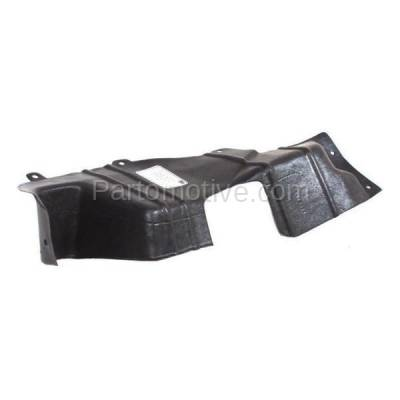 Aftermarket Replacement - ESS-1215R 95-01 Metro Engine Splash Shield Under Cover Right Hand Passenger Side GM1251138 - Image 3