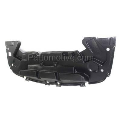 Aftermarket Replacement - ESS-1233 06-11 Lucerne Front Engine Splash Shield Under Cover Undercar GM1228108 15808717 - Image 2