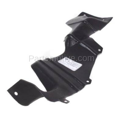 Aftermarket Replacement - ESS-1216L 95-01 Metro w/Automatic Transmision Engine Splash Shield Under Cover Driver Side - Image 2