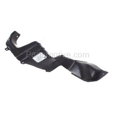 Aftermarket Replacement - ESS-1216L 95-01 Metro w/Automatic Transmision Engine Splash Shield Under Cover Driver Side - Image 3