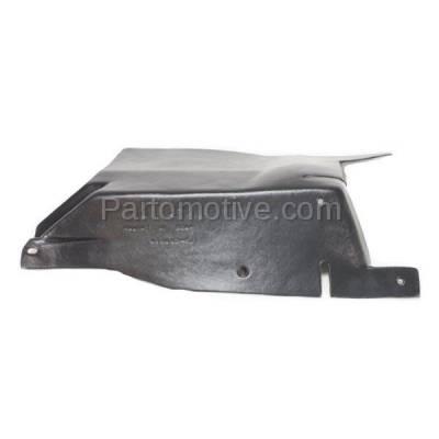 Aftermarket Replacement - ESS-1232R 00-11 Chevy Impala Engine Splash Shield Under Cover RH Passenger Side 10349808 - Image 2