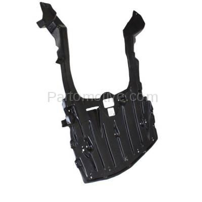 Aftermarket Replacement - ESS-1074 06-13 3-Series AWD w/o M-Pkg Engine Splash Shield Under Cover Undercar BM1228117 - Image 2