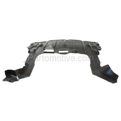 Aftermarket Replacement - ESS-1074 06-13 3-Series AWD w/o M-Pkg Engine Splash Shield Under Cover Undercar BM1228117 - Image 3