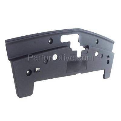 Aftermarket Replacement - ESS-1163 05-09 Mustang Front Upper Grille Mounting Panel Shield FO1223107 5R3Z8C291AAA - Image 2