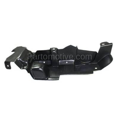 Aftermarket Replacement - ESS-1204L 04-05 Malibu 2.2L Outer Engine Splash Shield Under Cover LH Driver Side 22737071 - Image 2