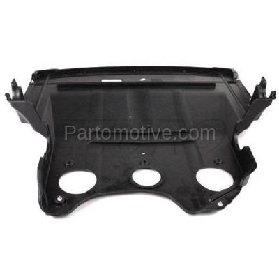 Aftermarket Replacement - ESS-1078 NEW 00-06 3-Series Coupe/Wagon Front Engine Splash Shield Under Cover BM1228112 - Image 2