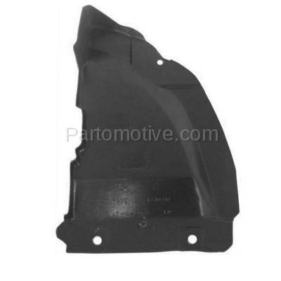 Aftermarket Replacement - ESS-1109L 99-02 Lanos Engine Splash Shield Under Cover Left Driver Side DA1228102 96251301 - Image 1